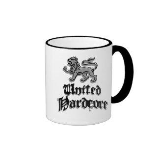 Incondicional unida tazas de café