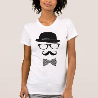 Inconformista con clase camiseta