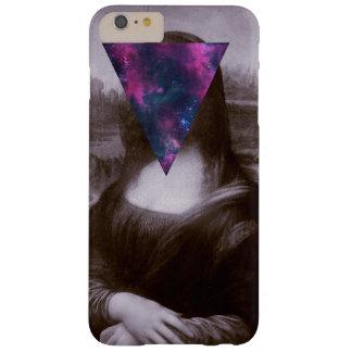 Inconformista de Mona Lisa Funda De iPhone 6 Plus Barely There