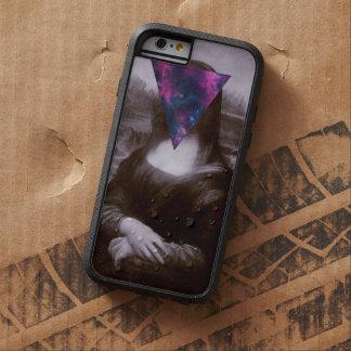Inconformista de Mona Lisa Funda De iPhone 6 Tough Xtreme