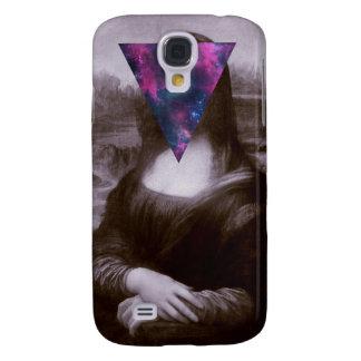 Inconformista de Mona Lisa Funda Para Galaxy S4