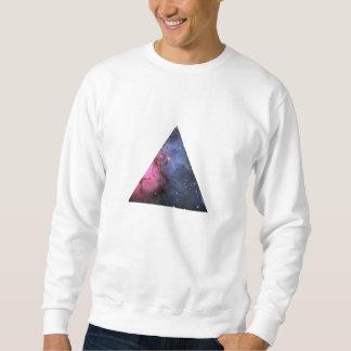 Inconformista del suéter del triángulo de la