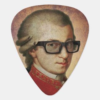 Inconformista Mozart Púa De Guitarra