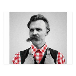 Inconformista Nietzsche Postal