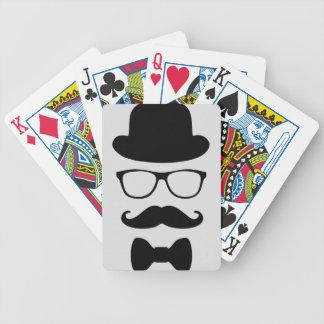 Inconformista original cartas de juego