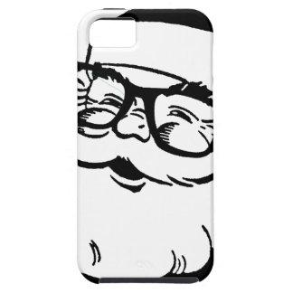 inconformista santa iPhone 5 carcasa