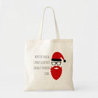 Inconformista Santa: La bolsa de asas localmente