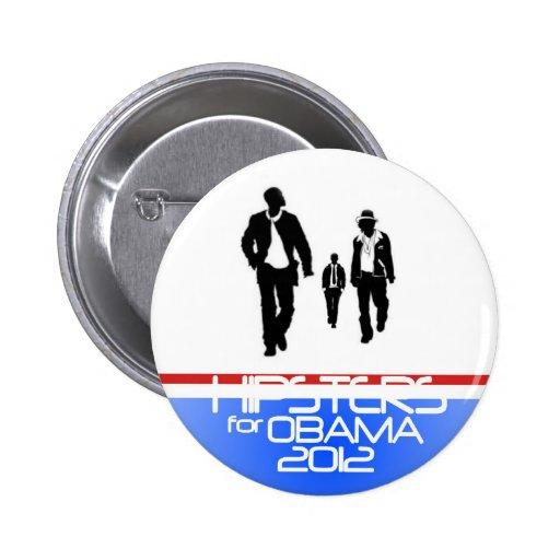 Inconformistas para Obama Pin