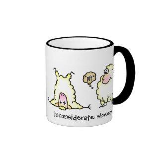 Inconsiderate Sheep Mug