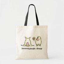 Inconsiderate Sheep Tote Bag