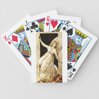 Inconstancy by Giotto Bicycle Playing Cards