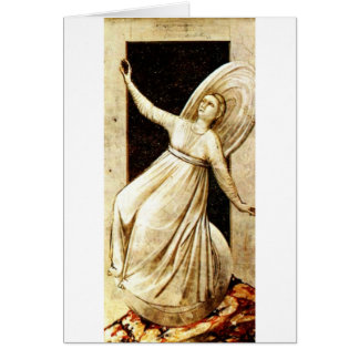 Inconstancy by Giotto Card