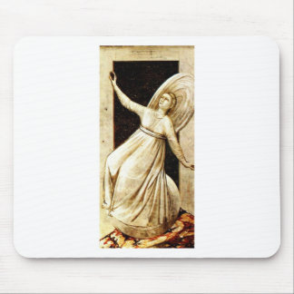 Inconstancy by Giotto Mouse Pad