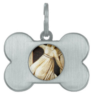 Inconstancy by Giotto Pet ID Tag