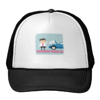 Inconvenience Yourself Day - Appreciation Day Trucker Hat