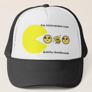 inconvenient truth trucker hat