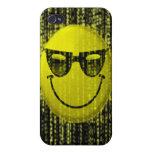 Incorpore el smiley iPhone 4 carcasa