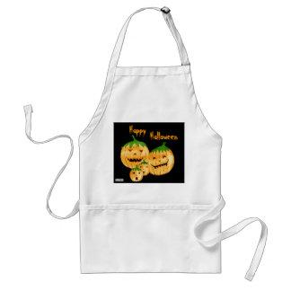 Incorrigible Pumpkins Apron