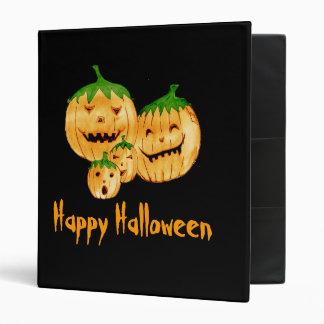 Incorrigible Pumpkins Binder