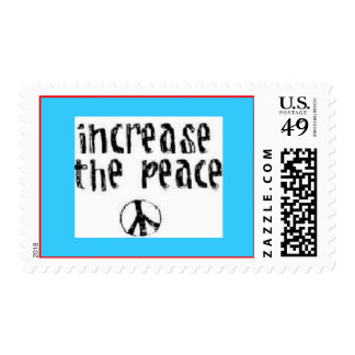 Increase the Peace Stamps