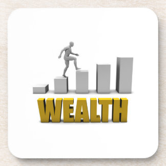 Increase Your Wealth or Business Process Coasters