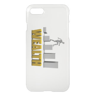Increase Your Wealth or Business Process iPhone 8/7 Case