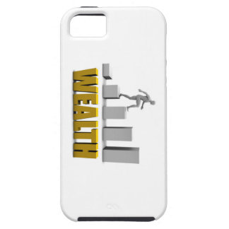 Increase Your Wealth or Business Process iPhone SE/5/5s Case