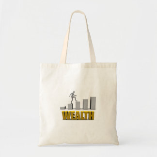 Increase Your Wealth or Business Process Tote Bag