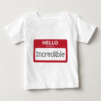 incredible 001 baby T-Shirt
