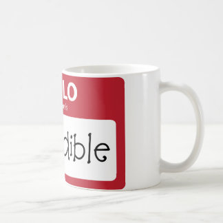 incredible 001 coffee mug