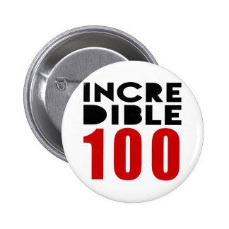 Incredible 100  Birthday Designs 2 Inch Round Button