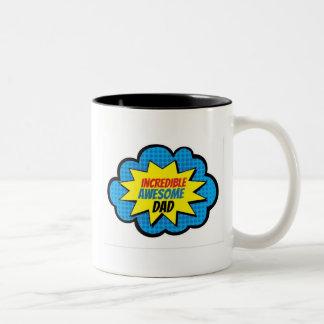 Incredible Awesome Two Tone Mug
