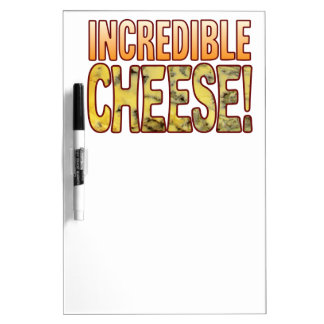 Incredible Blue Cheese Dry-Erase Board