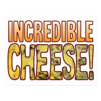 Incredible Blue Cheese Postcard