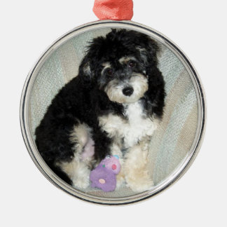 Incredible dog ornament