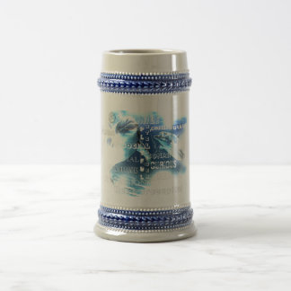 Incredible Dolphins Beer Stein