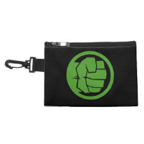Incredible Hulk Logo Accessory Bag