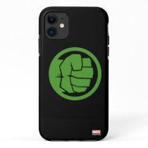 Incredible Hulk Logo iPhone 11 Case