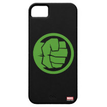 Incredible Hulk Logo iPhone SE/5/5s Case