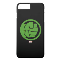 Incredible Hulk Logo iPhone 8 Plus/7 Plus Case