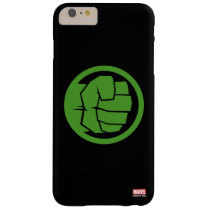 Incredible Hulk Logo Barely There iPhone 6 Plus Case