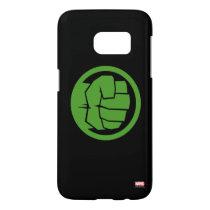 Incredible Hulk Logo Samsung Galaxy S7 Case