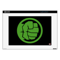 Incredible Hulk Logo Decals For Laptops
