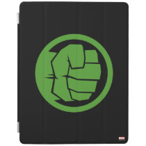 Incredible Hulk Logo iPad Smart Cover
