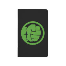 Incredible Hulk Logo Journal