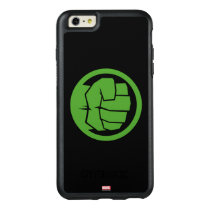 Incredible Hulk Logo OtterBox iPhone 6/6s Plus Case
