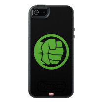 Incredible Hulk Logo OtterBox iPhone 5/5s/SE Case
