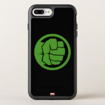 Incredible Hulk Logo OtterBox Symmetry iPhone 8 Plus/7 Plus Case