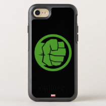 Incredible Hulk Logo OtterBox Symmetry iPhone 8/7 Case