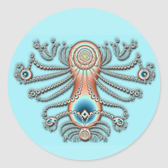 Incredible Lotus Classic Round Sticker